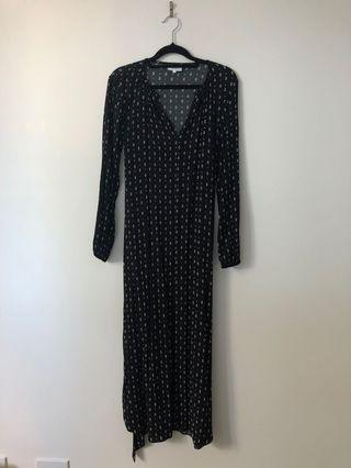 Seed Heritage polka dot dress