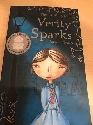 🚚 Verity Sparks 1&2- Susan Green