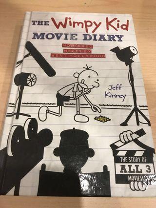 🚚 Diary Of A Wimpy Kid: Movie Diary- Jeff Kinney
