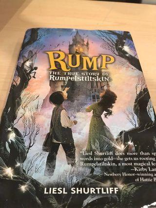 🚚 Rump: The True Story of Rumpelstiltskin- Liesl Shurtliff