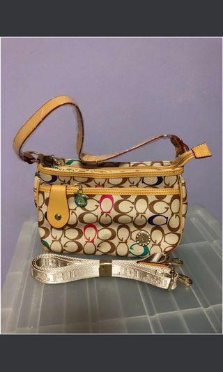 🚚 Brand New Dual Handbag & Sling Bag