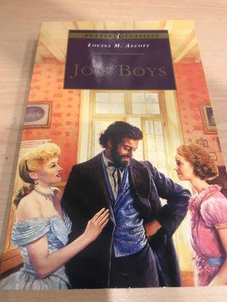 🚚 Jo's Boys- Louisa M. Alcott