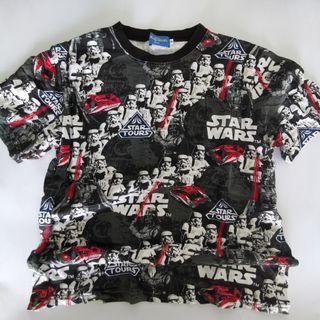 Tokyo Disney Resort Star Tours Allover Print T-shirt