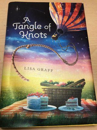🚚 A Tangle of Knots- Lisa Graff