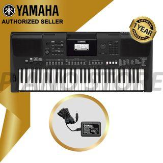 The Pianist Studio   Yamaha Keyboard Piano PSR-E463 Singapore Sale