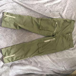 Footurama pilot cargo pants