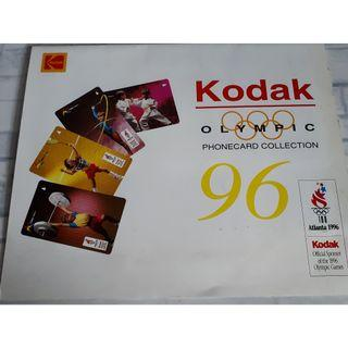 Olympic 1996 Phonecard Collection