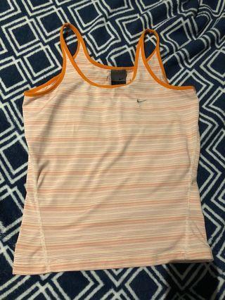 Nike women's workout vest