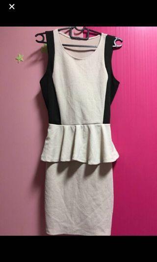 Formal office dress skirt