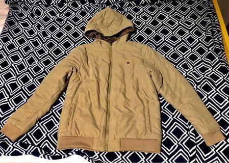 Khaki women's jacket