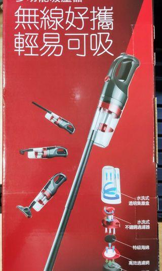 🚚 奇美多功能無線吸塵器VC-HC4LS0 公司貨(近全新)