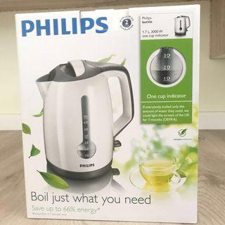Philips 1.7l electric kettle HD4644