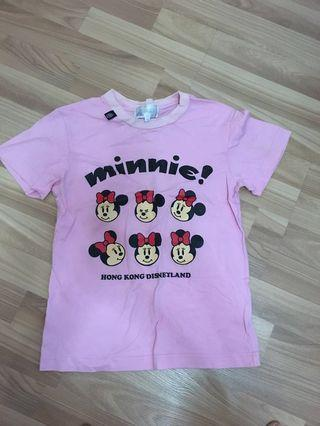 Authentic Disney Mickey Mouse tshirt
