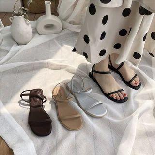 🚚 (預購)簡約羅馬涼鞋