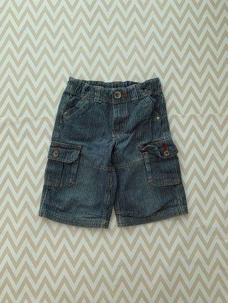 Pumpkin Patch Boy Short Pants