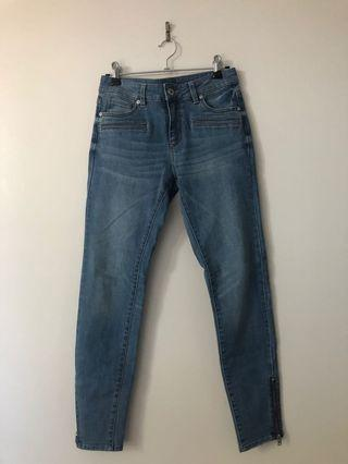 Witchery Cropped Jeans