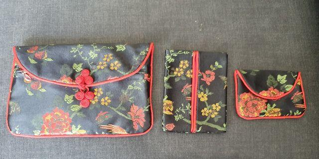 Nonya Floral Bags