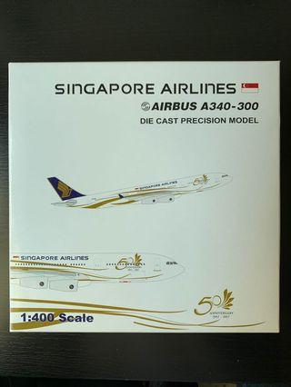 🚚 Singapore Airlines 1:400 model