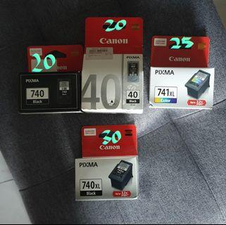 🚚 Canon Ink Cartridges