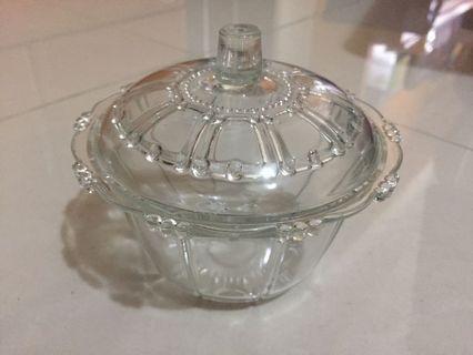🚚 歐式玻璃糖果罐