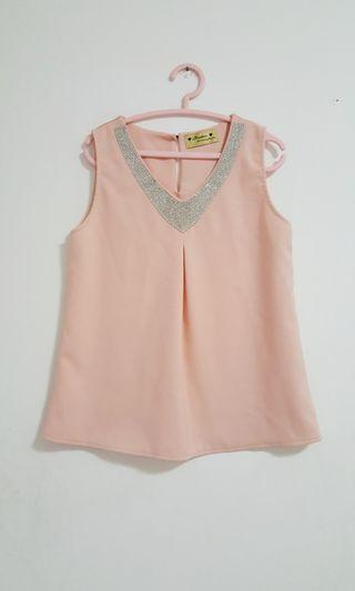 Pink Top Blink #mauthr