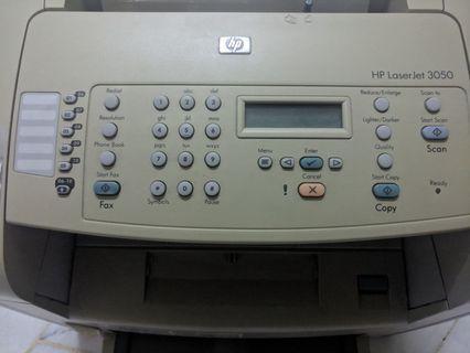 HP laserjet and Lexmark Printer