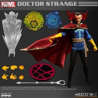 🚚 Mezco Dr Strange, Marvel