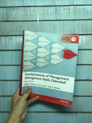 🚚 Fundamentals of Management