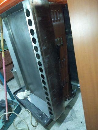 煎台  煎檯  天然氣  5000  5管