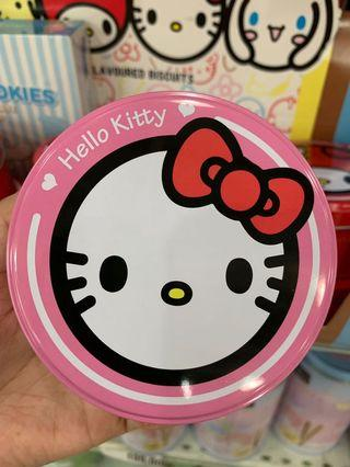 Hello Kitty can Milk Flavored Biscuits
