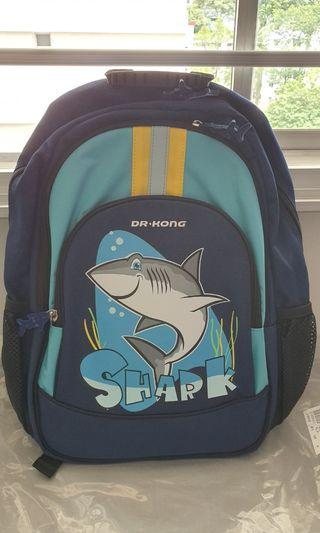 BNWT Authentic Dr. Kong Ergonomic Pressure Free Spine Care Primary School Bag