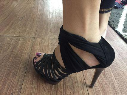 Fendi shoes!! Asli!! Made in italy pre loved