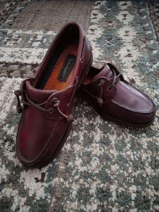 Timberland boat shoes 2 eyes