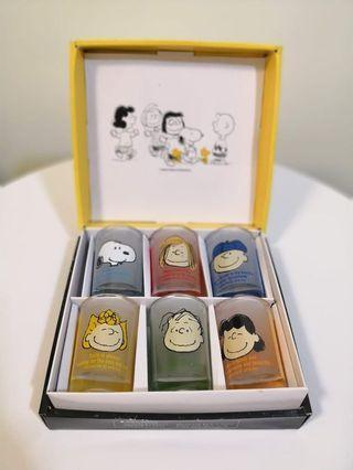 Snoopy 水杯set
