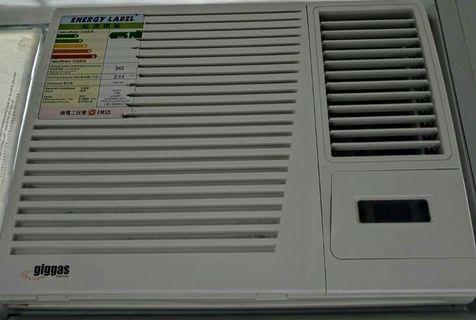 德國上將牌 giggas冷氣機