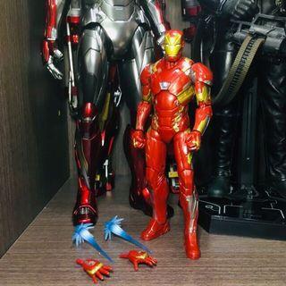 Marvel Legends Captain America Civil War Ironman Mark XLVI Avengers Infinity War 美國隊長 英雄內戰 復仇者聯盟 無限之戰 鋼鐵奇俠 Iron Man Mark 46