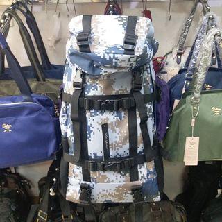1175 迷彩尼龍背囊 Backpack
