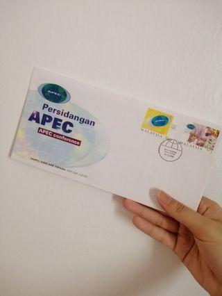Malaysia 1998 APEC Conference First Day Cover