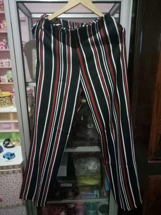 Stripe Pants