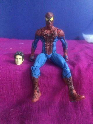 Marvel select amazing spider man