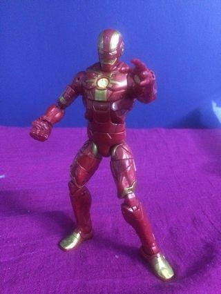 Marvel legends iron man space suit