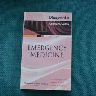 Medical textbook - Emergency Medicine 2nd ed (Blueprints clinical cases)