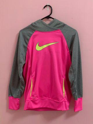 Neon Nike Training Hoodie