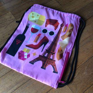 Loqi drawstring backpack Paris