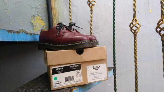 Dr Martens 1461 red cherry smooth