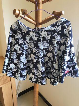 🚚 Super dry碎花氣質裙