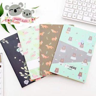 A5 notebook series