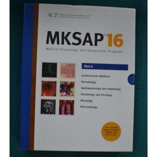 Medical Textbook - MKSAP16 Part A