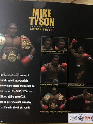 Storm collectibles Mike Tyson 1/12 泰臣 stormtoy