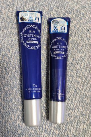 DASIO Whitening Cream / Essence